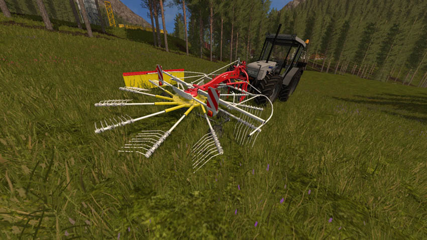 Poettinger ALPIN TOP 300 (Front swather) V 1.0