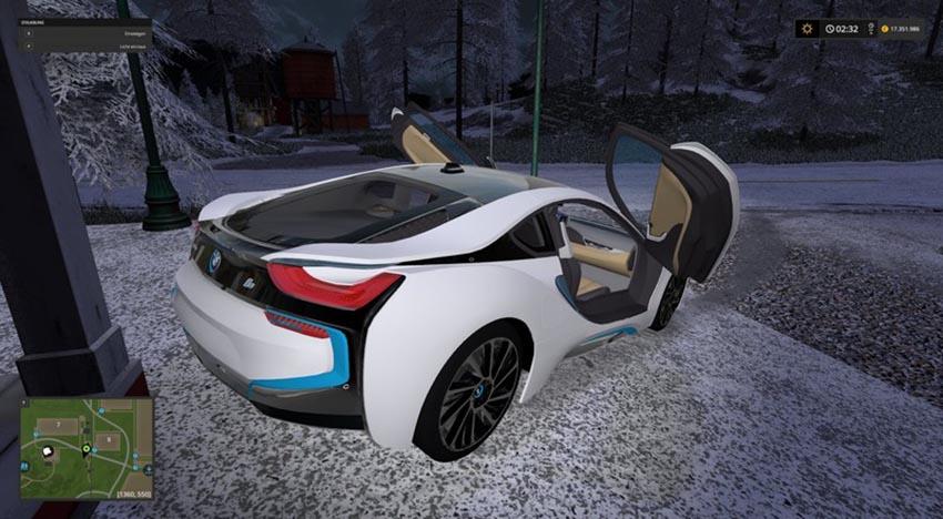 BMW i8 V 1.5