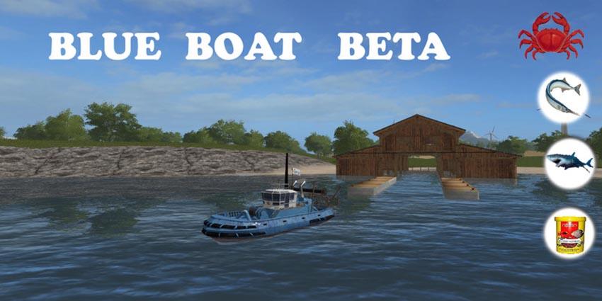 Blue Boat V 1.0