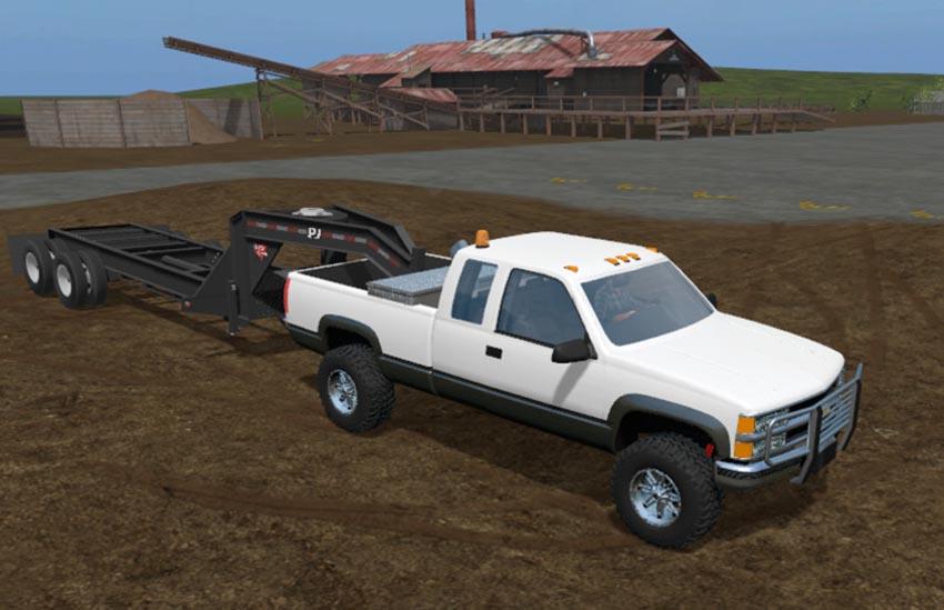 Chevrolets 2500 diesel V 1.0