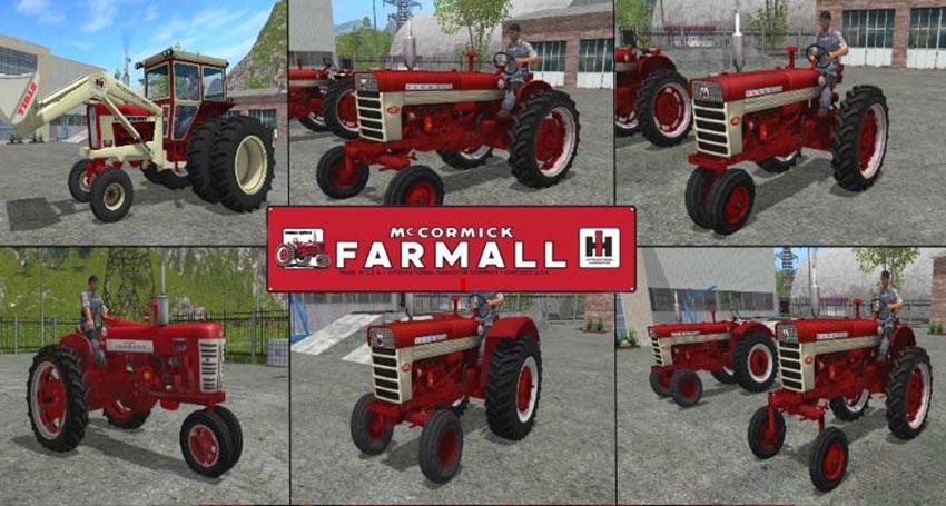 FARMALL PACK v 1.0