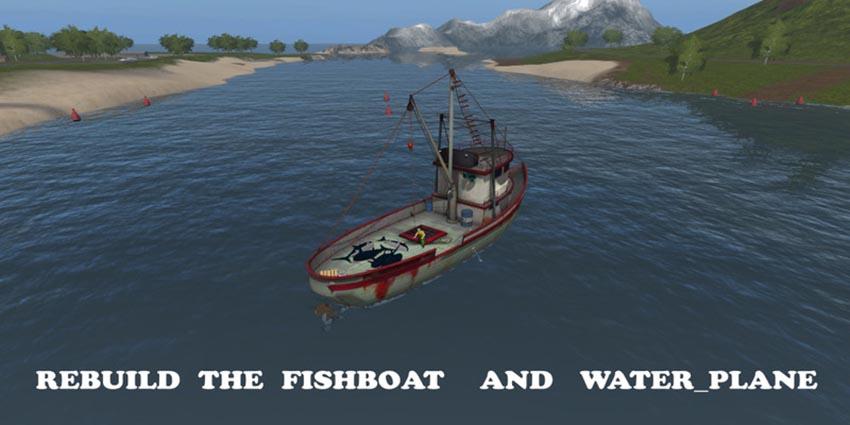 Fish Boat V 1.2