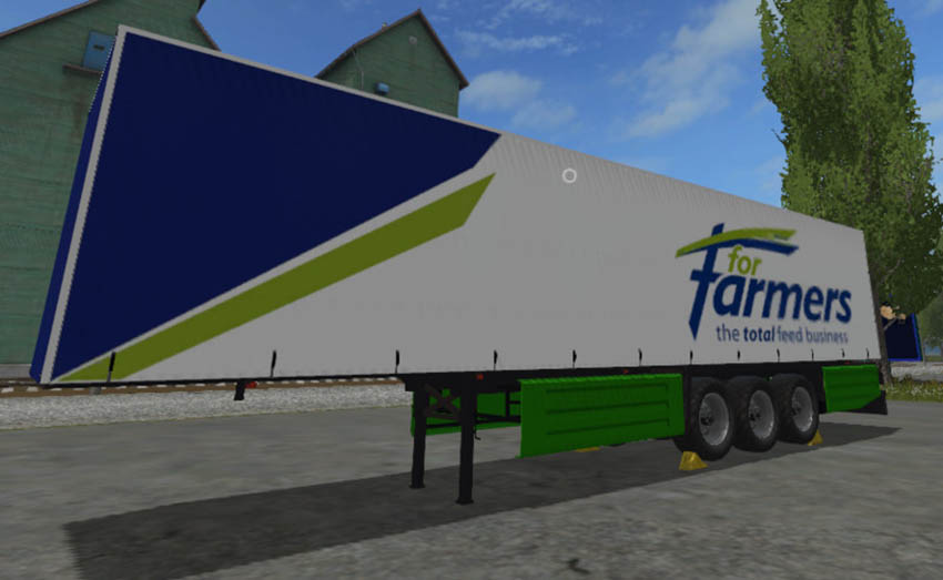 For Farmers Cargobull V 1.0