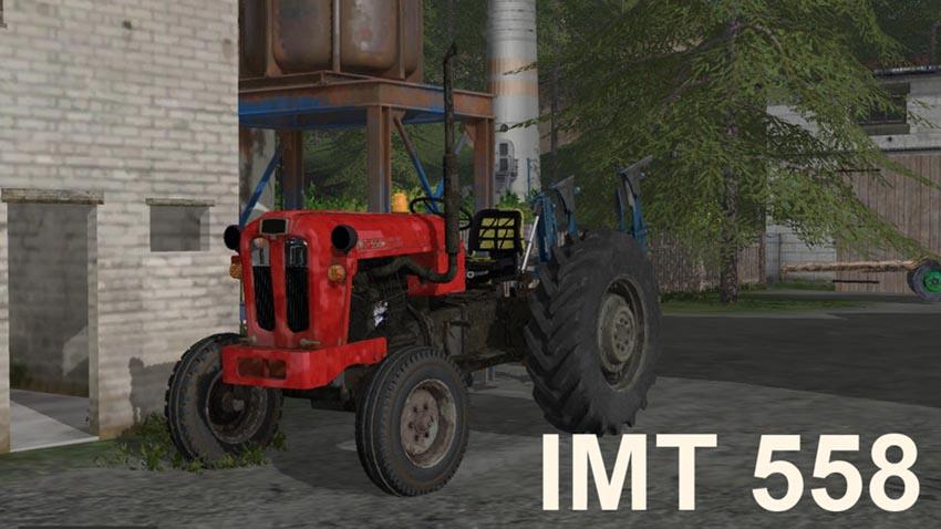 IMT 558 OLD V 1.0 3D model