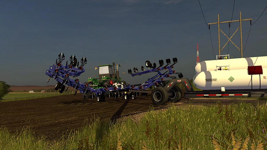 Large Anhydrous Ammonia Toolbar V 3.0