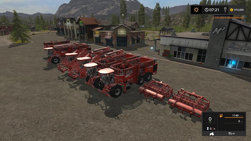 Modified Holmer Pack v 1.0