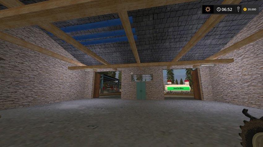 Small hall V 1.0