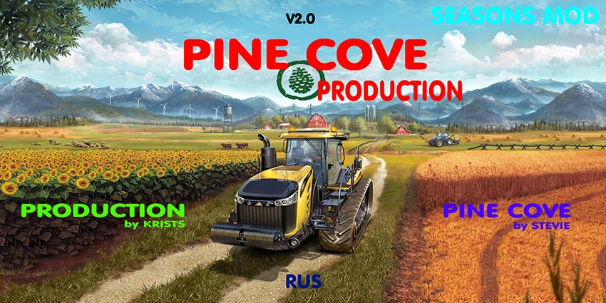 Pine Cove Production RUS v 2.0