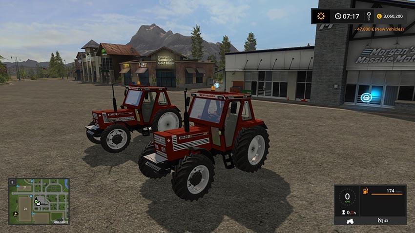 Fiatagri 80-90 + 90-90 v 1.0