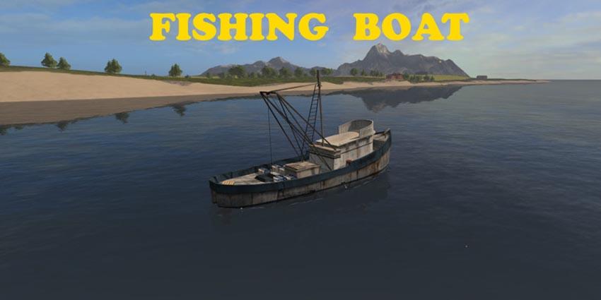 Fishing Boat V 1.0