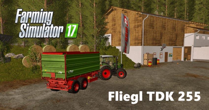 Fliegl TDK 255 V 1.0