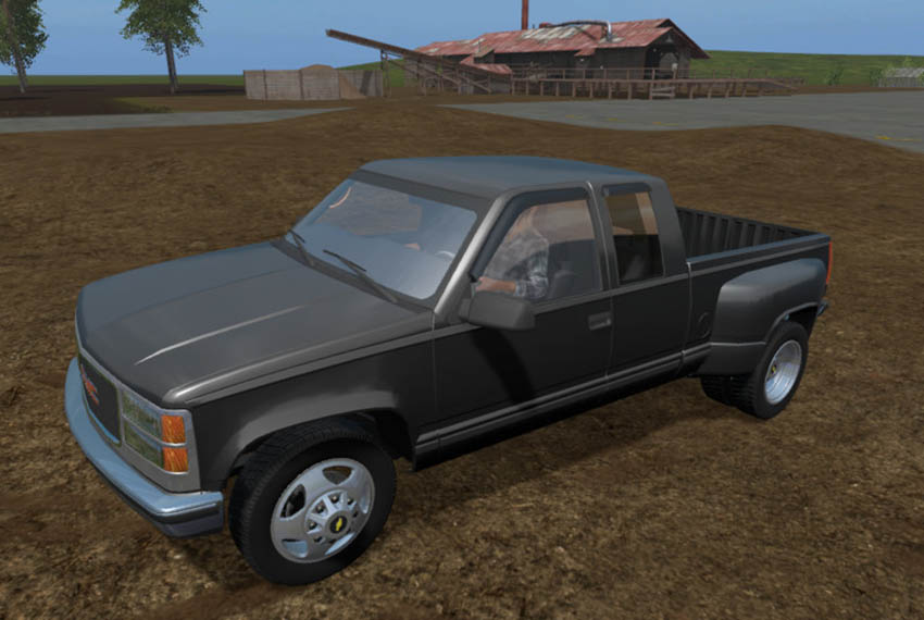 GMC C-1500 Dually V 1.0