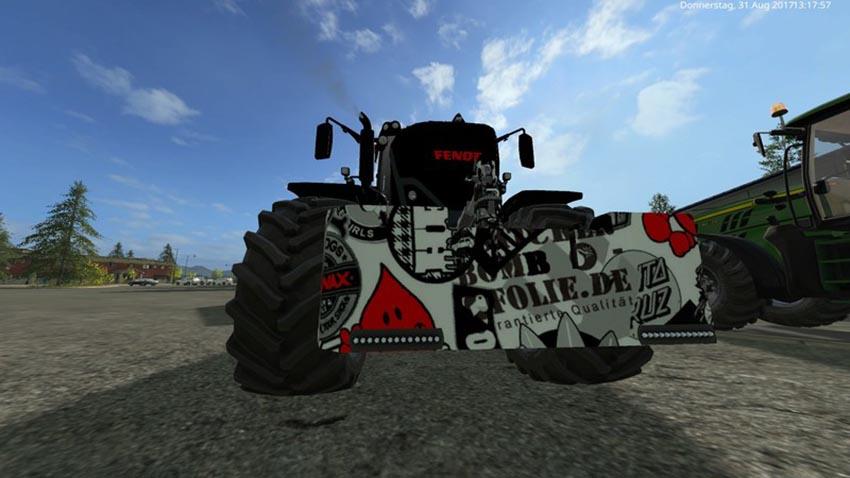 Greve Bomb weight 4t. V 2.0
