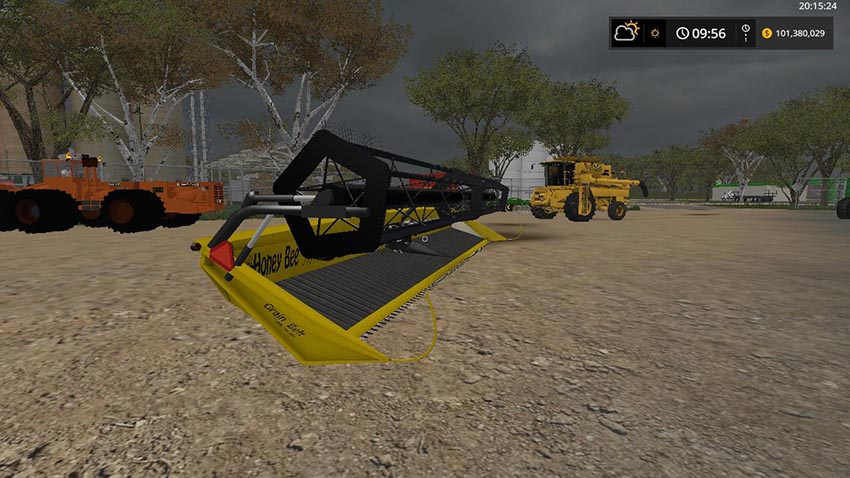 Honeybee sp 36 cutter any v 1.0