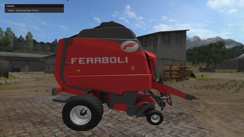 Imballatrice Feraboli 265 V 1.0