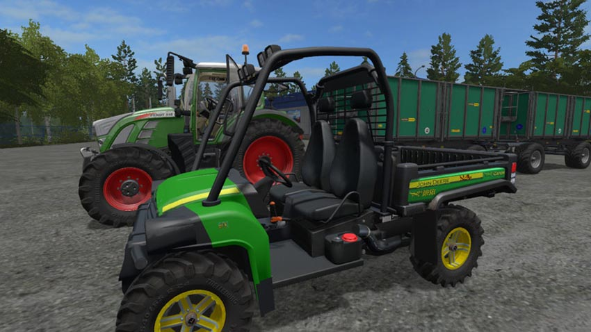 john deere hpx gator v 1 0 mp. Black Bedroom Furniture Sets. Home Design Ideas