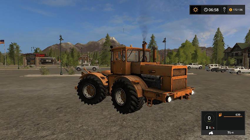 Kirovez K 700A Orange v 1.3.1