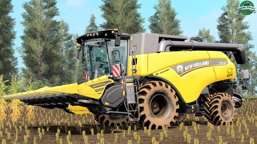 New Holland CR9.90 V 1.0
