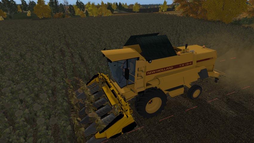 New Holland TX34 V 1.0