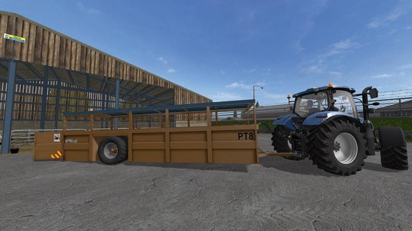 Richard Western Livestock Transporters v 1.0.1