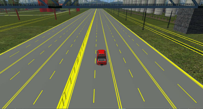 Road and railroad v 1.1