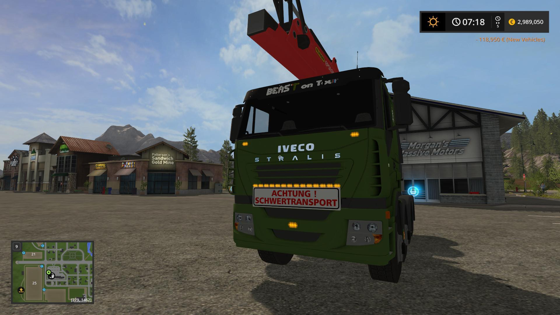 The Beast Heavy Duty Wood Chippers v 1.0