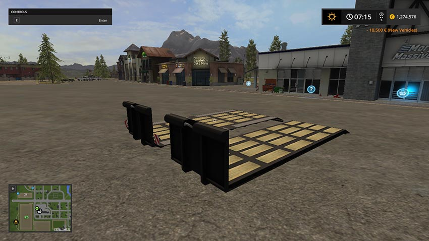 Transport Container 4000/H V 1.0