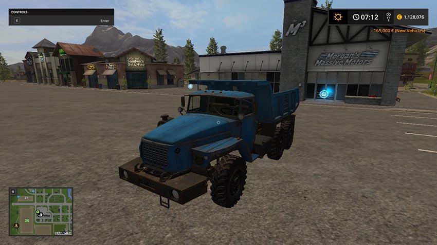 Ural 4320-41 v 1.0