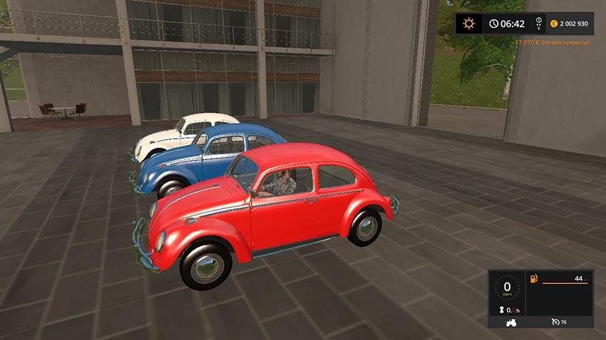 Volkswagen Kaefer 1966 v 1.0
