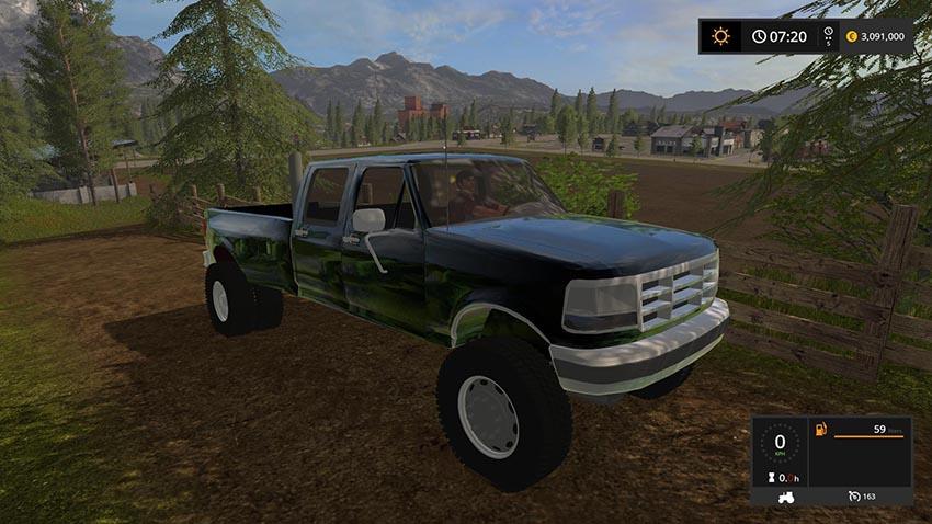 1994-5 Ford Fsuperduty v 1.0