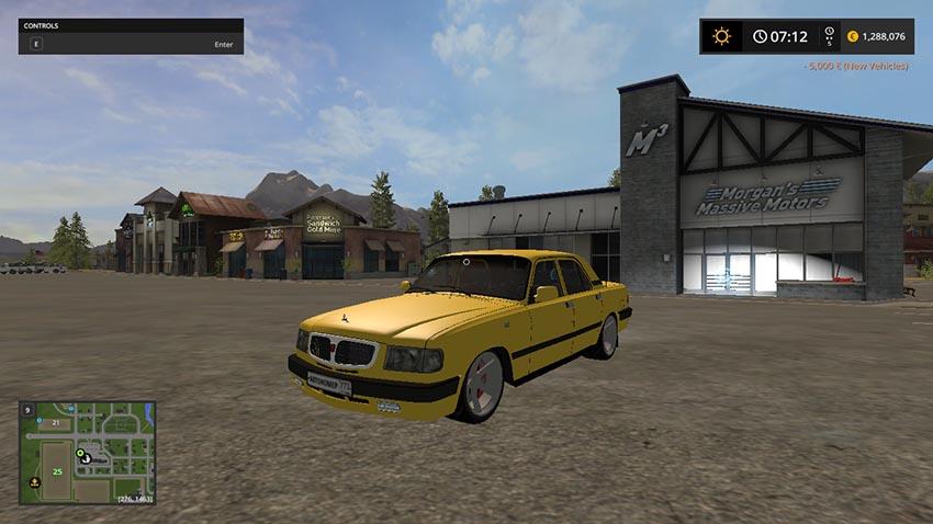 GAZ 3110 Volga v 2.0