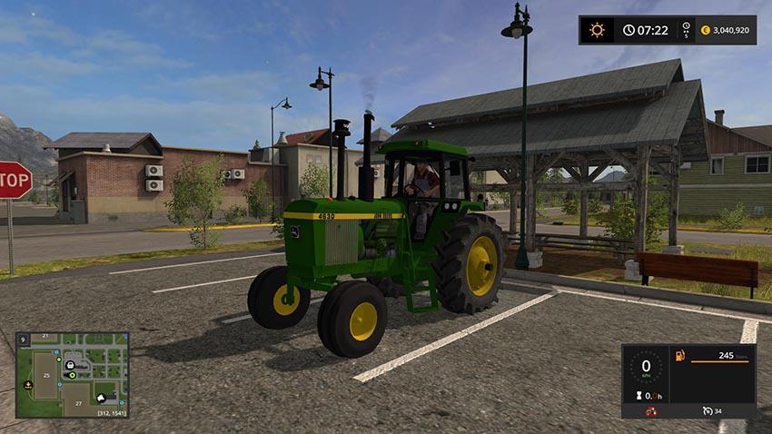 John Deere 4630 v 1.0