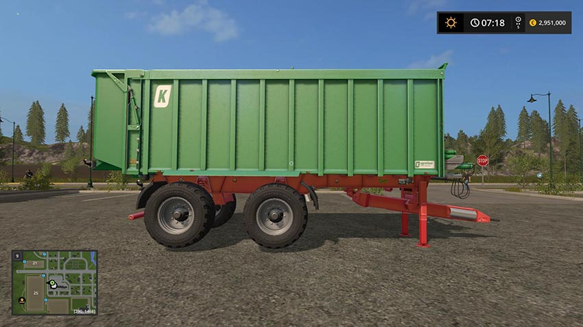 Kroeger Agroliner TAW 20 v 1.0