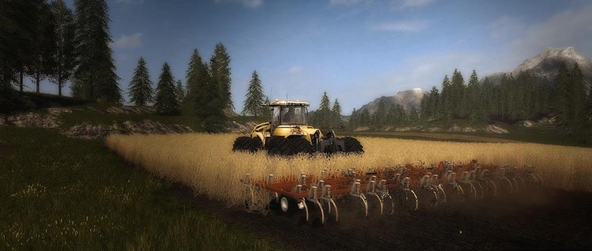 OLD IRON AC1300 Cultivator v 1.0