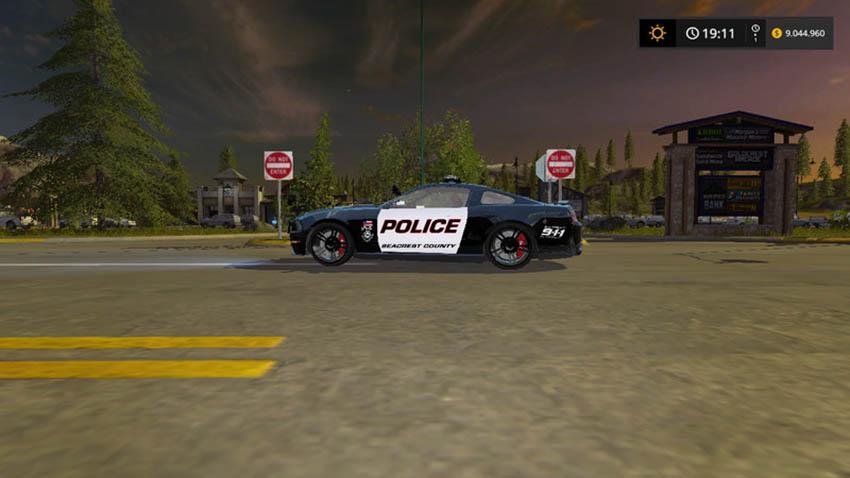 Seacrest County Police V 1.0