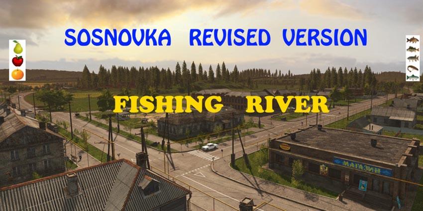 Sosnovka Fishing River V 1.0