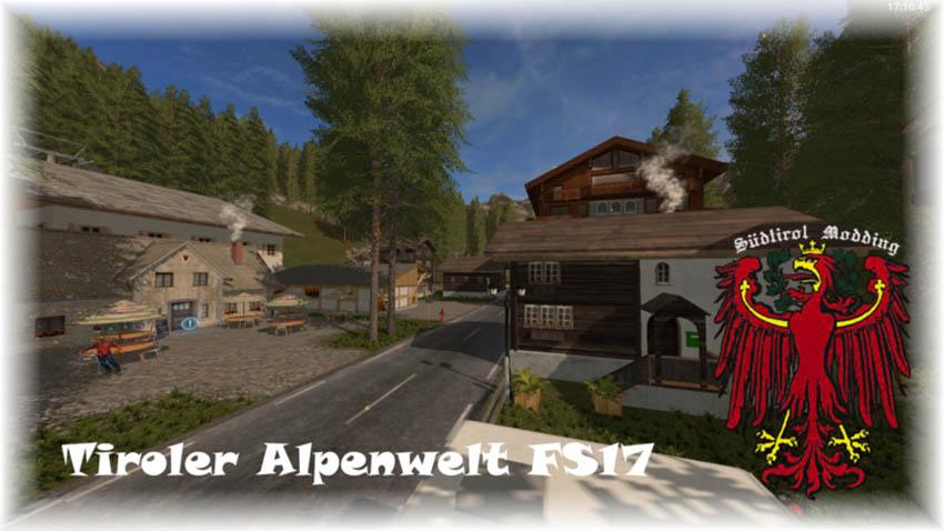 Tyrolean Alpine World v 1.0