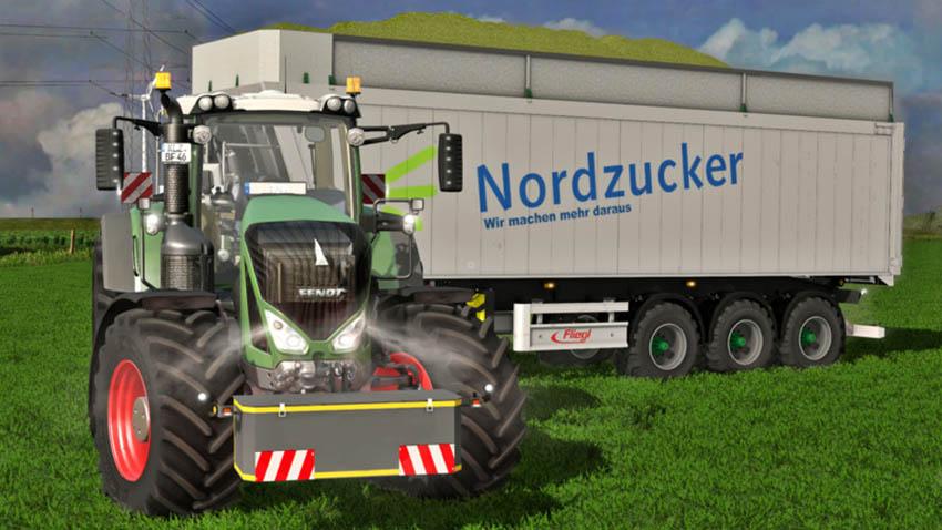 Fliegl Nordzucker trough V 1.0
