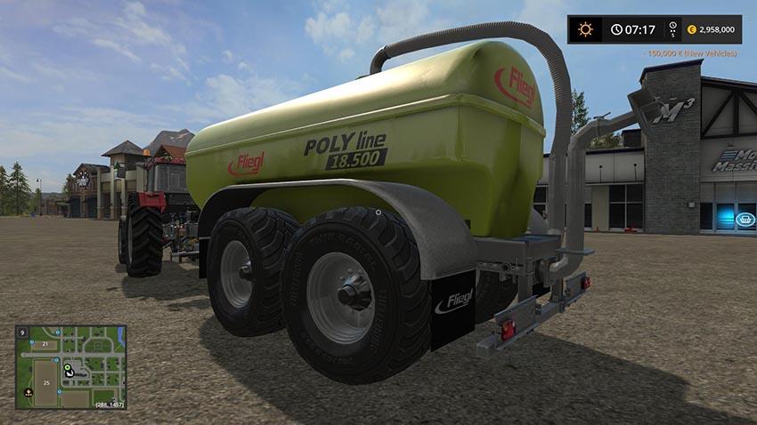 Fliegl Poly Line 18500 v 1.1
