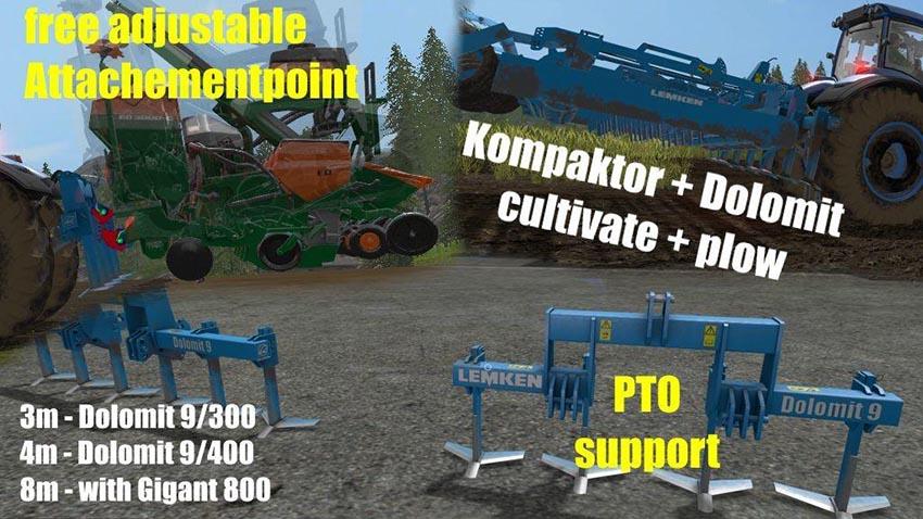 ITS Lemken Dolomit v 2.8