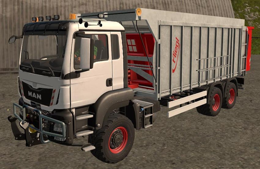 Man Tgs Fliegl Extension v 5.1.1