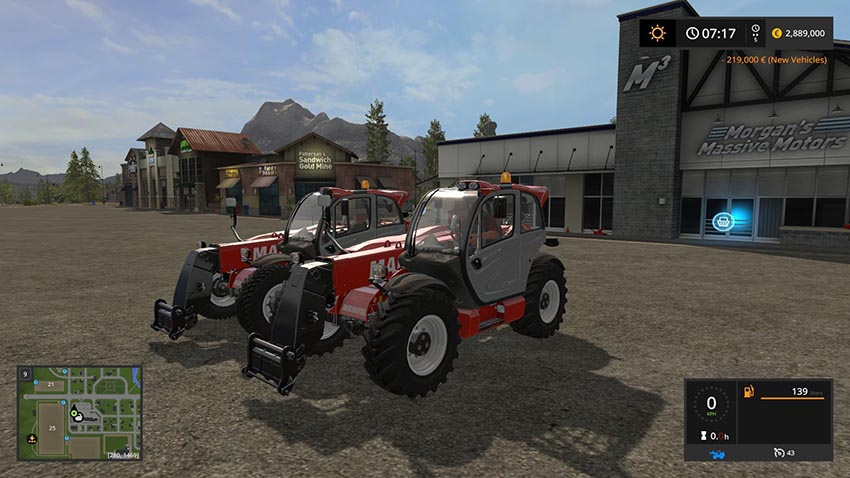 Manitou And Tools BC6 v 1.0