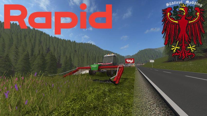 Rapid portal mower v 1.0