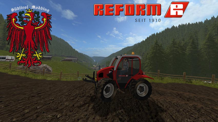 Reform Mounty 110V V 1.0