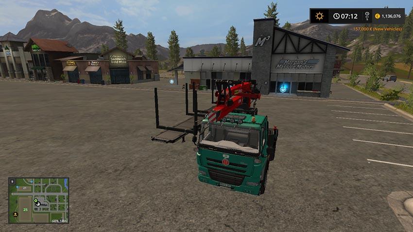 Tatra Forst LKW Pack v 1.0