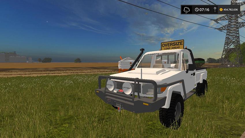 Toyota landcruiser v 1.3.1