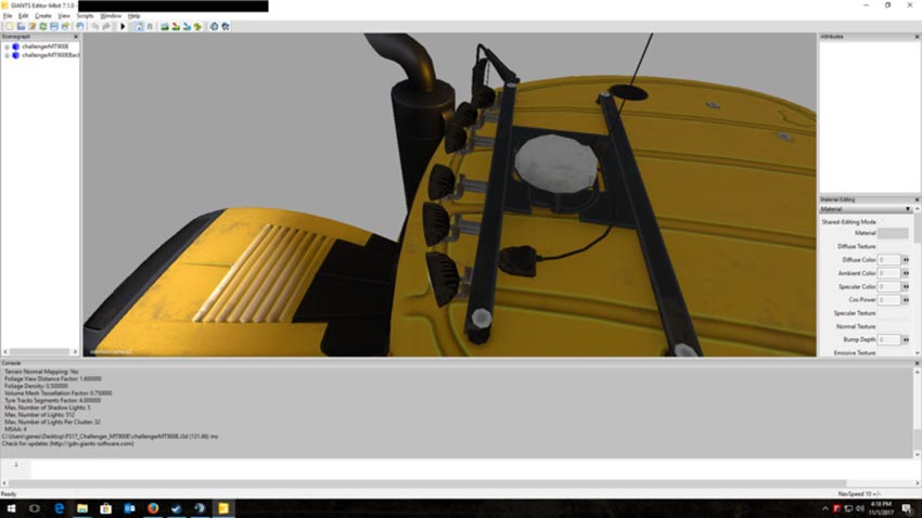 Work Light Addon V 1.0
