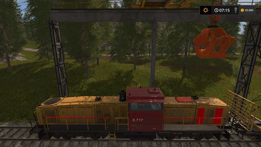 Freight train V 2.0