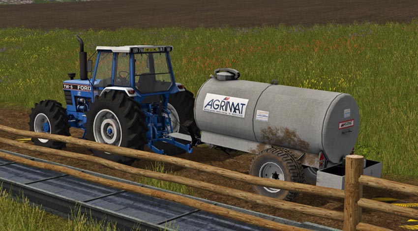 Agrimat TE 4100 V 1.0