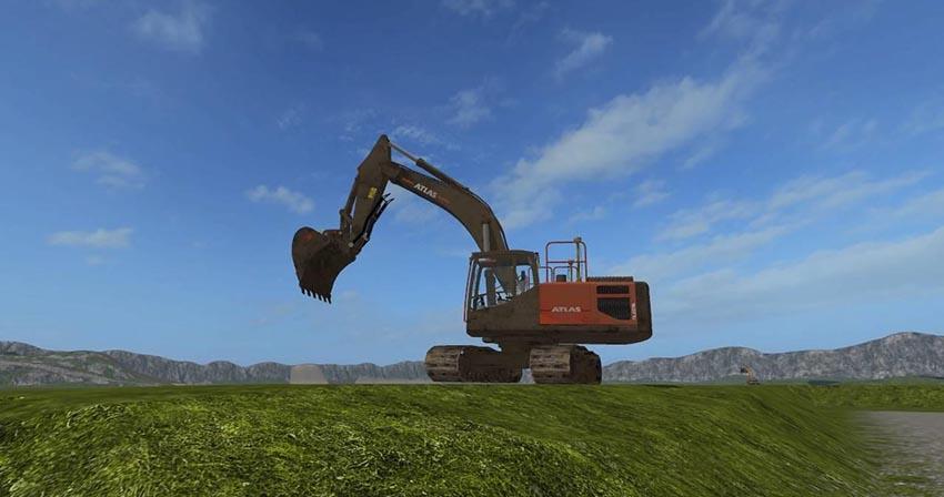 Atlas EC300 Excavator v 3.0